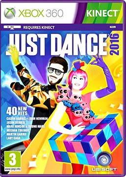 Xbox 360 - Just Dance 2016