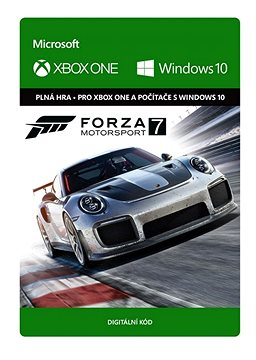 Forza Motorsport 7 - (Play Anywhere) DIGITAL