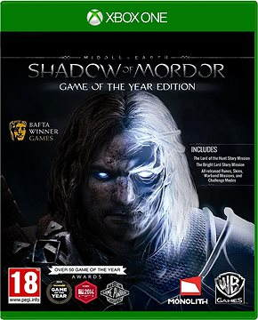 Xbox One - Middle Earth: Shadow Of Mordor Game of The Year Edition