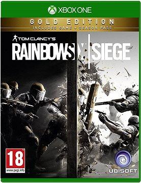 Tom Clancy's Rainbow Six: Siege Gold Edition - Xbox One