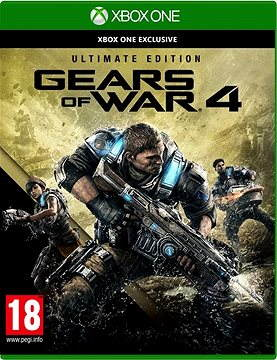 Gears of War 4 Ultimate Edition - Xbox One
