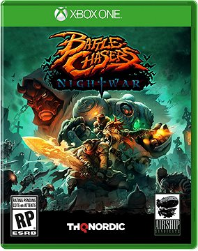 Battle Chasers: Nightwar – Xbox One