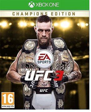 UFC 3 Champions edition - Xbox One