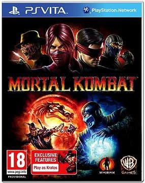 PS Vita - Mortal Kombat Ultra
