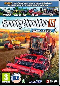 Farming Simulator 15 - Oficiálne rozšírenie 2