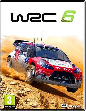 WRC 6: FIA World Rally Championship