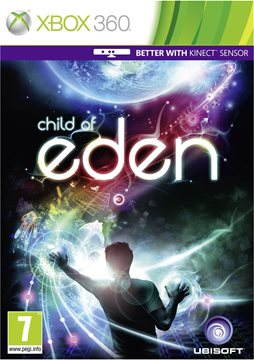 Xbox 360 - Child of Eden (Kinect Ready)