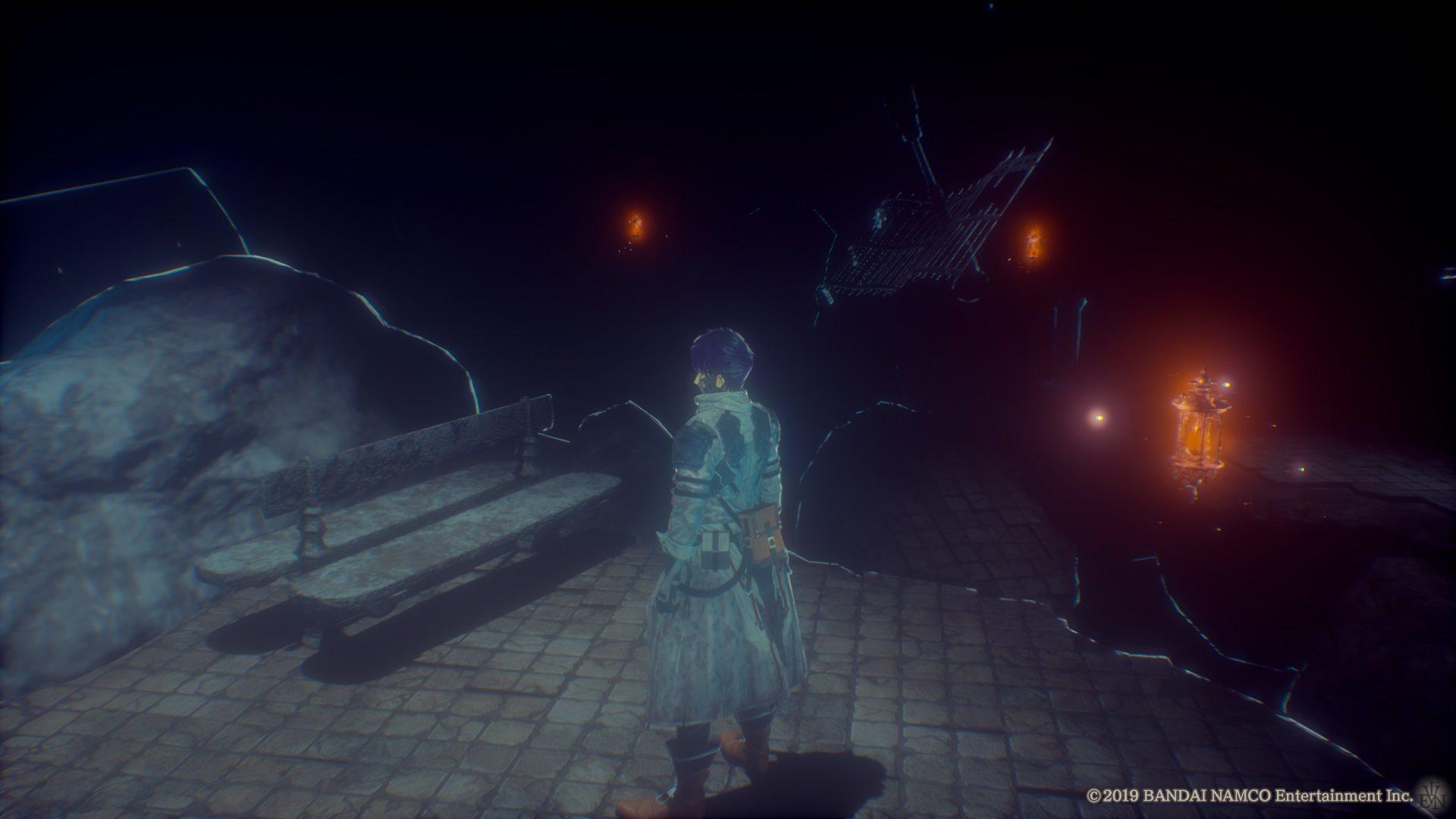 Code Vein; gameplay: vizuál