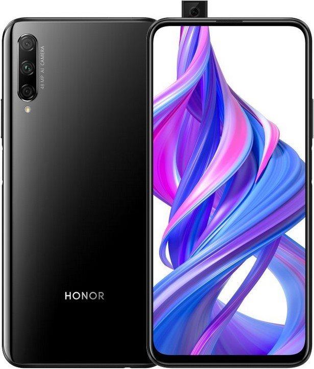 Honor 9X Pro, čierny