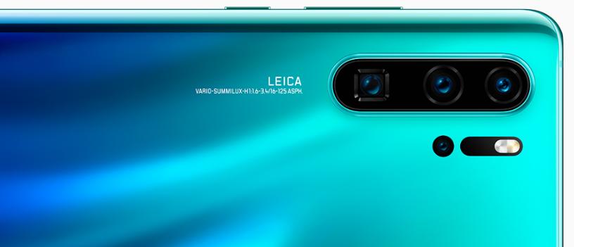 Huawei P30 Pro, Kamera