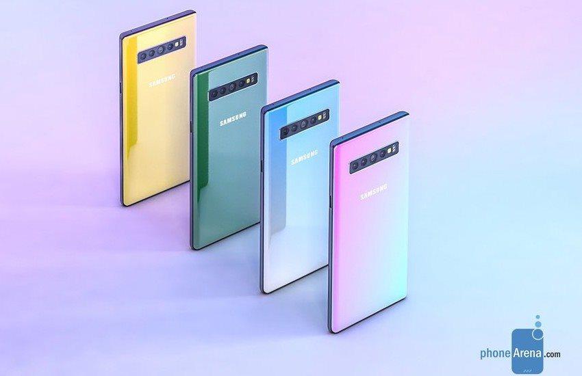 Telefón Samsung Galaxy Note 10