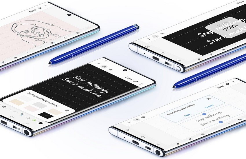 Samsung Galaxy Note10 – S Pen