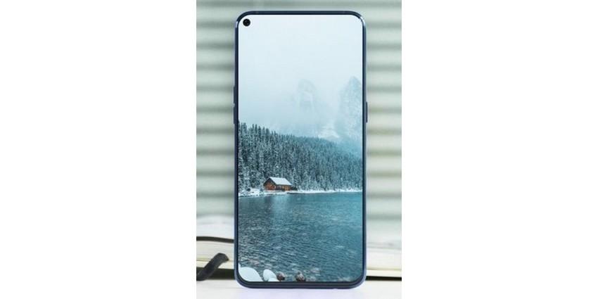 Samsung Galaxy S10, výrez