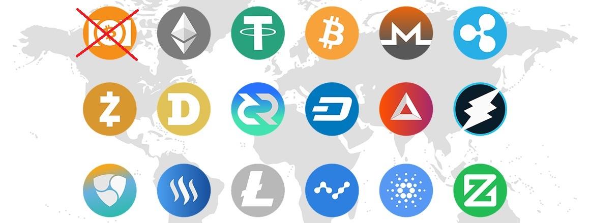 Kryptomena, Alza, logo, prečo potrebujeme kryptomeny