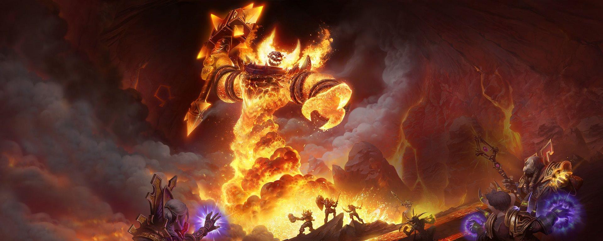 World of Warcraft Classic; wallpaper: classic