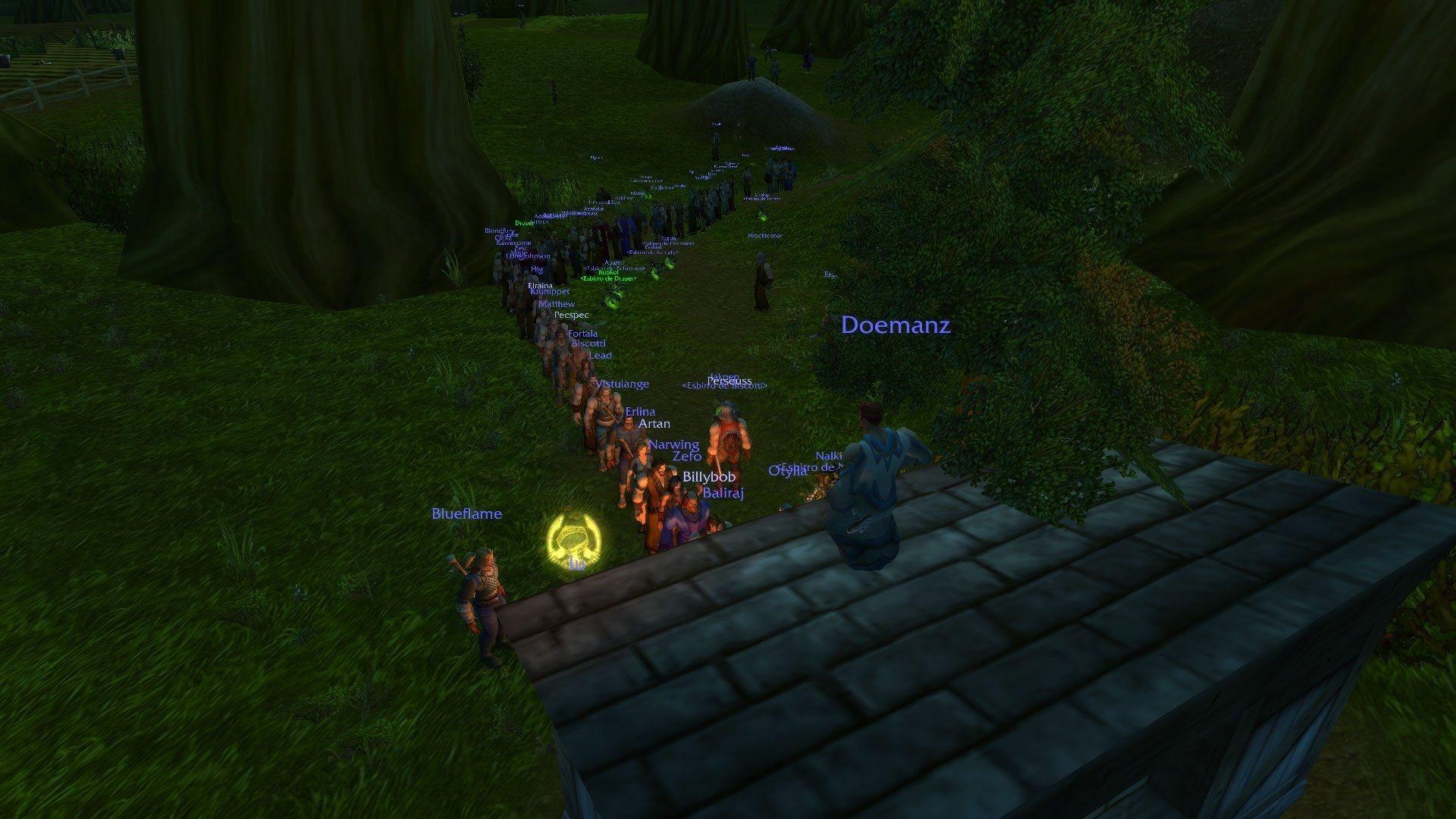 World of Warcraft: Classic; screenshot: rad
