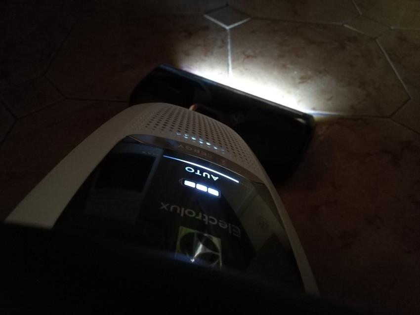 Svetlo vysávača Electrolux Pure F9 PF91-ALRGY