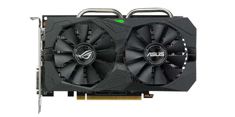 Asus Strix RX 560 4G EVO Gaming v testoch