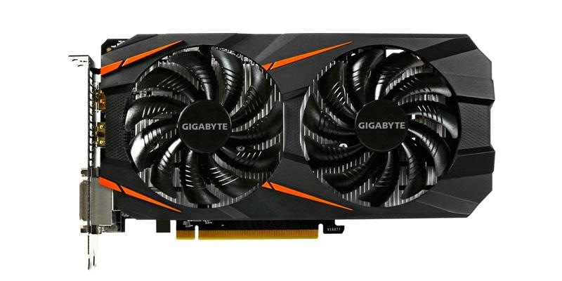 Gigabyte GTX 1060 Windforce 3G v testoch