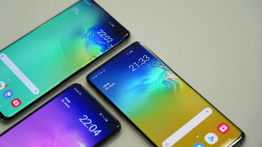 Samsung Galaxy S10: Porovnanie s Galaxy S10+ a S10e