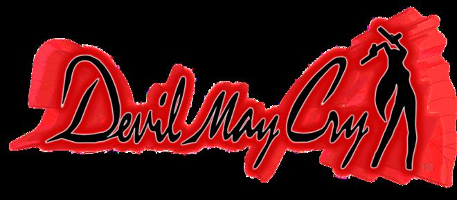 Herná séria: Devil May Cry; DMC logo