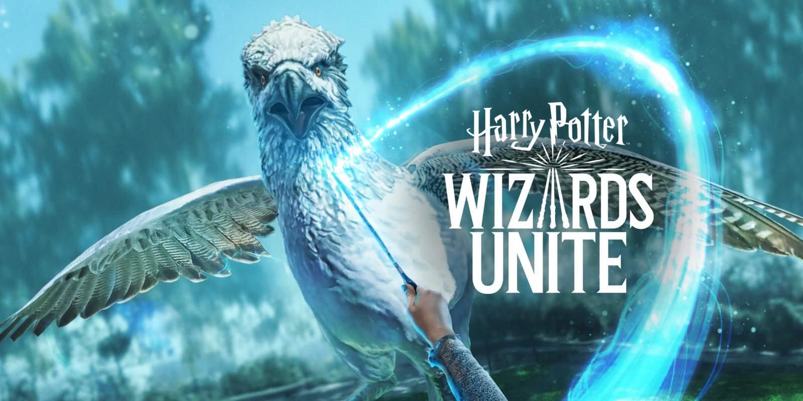 Harry Potter: Wizards Unite; wallpaper, cover