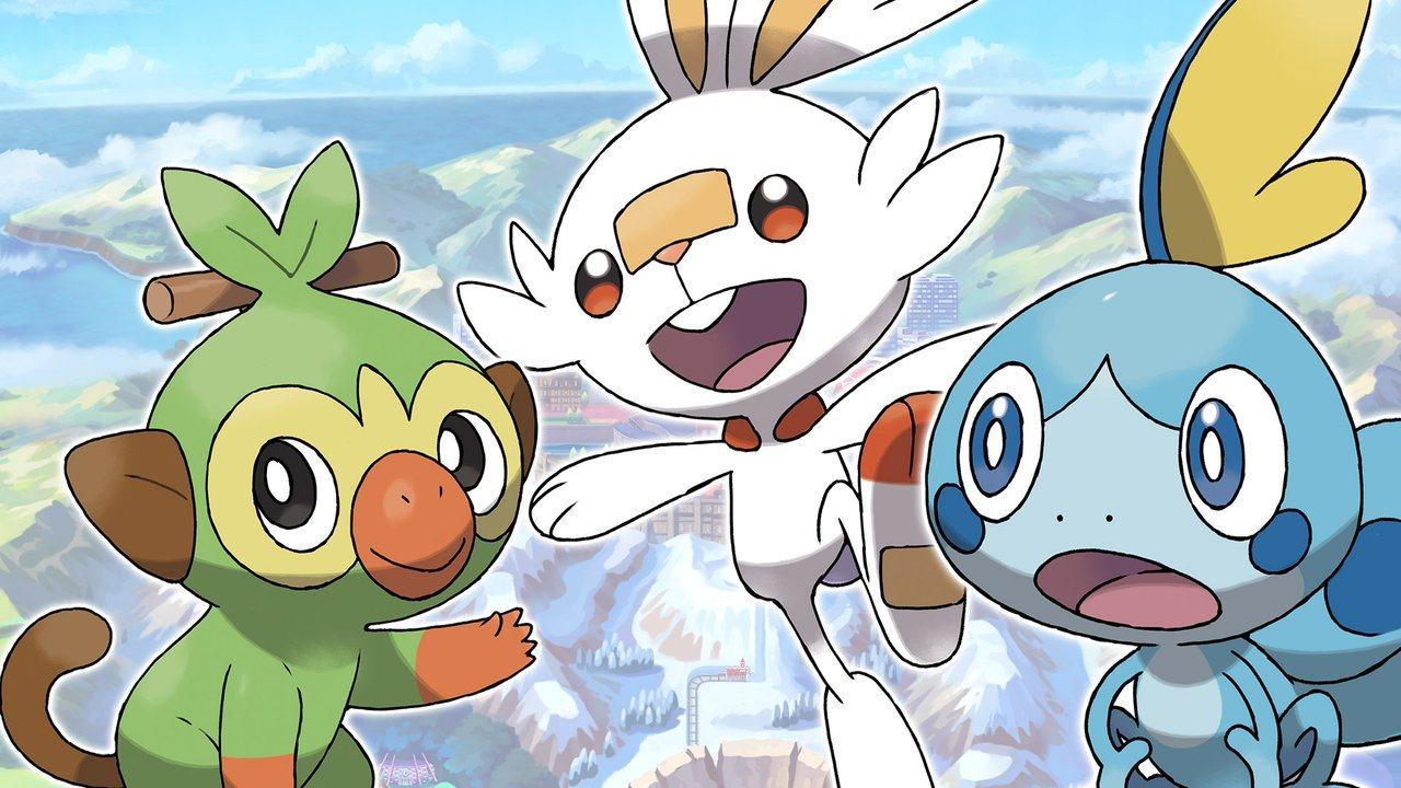 Pokémon Sword and Shield; pokémoni