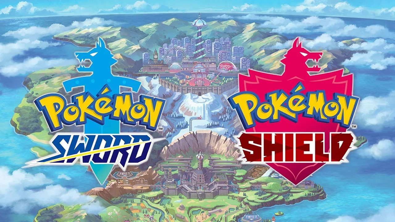 Pokemon Sword and SHield; cover