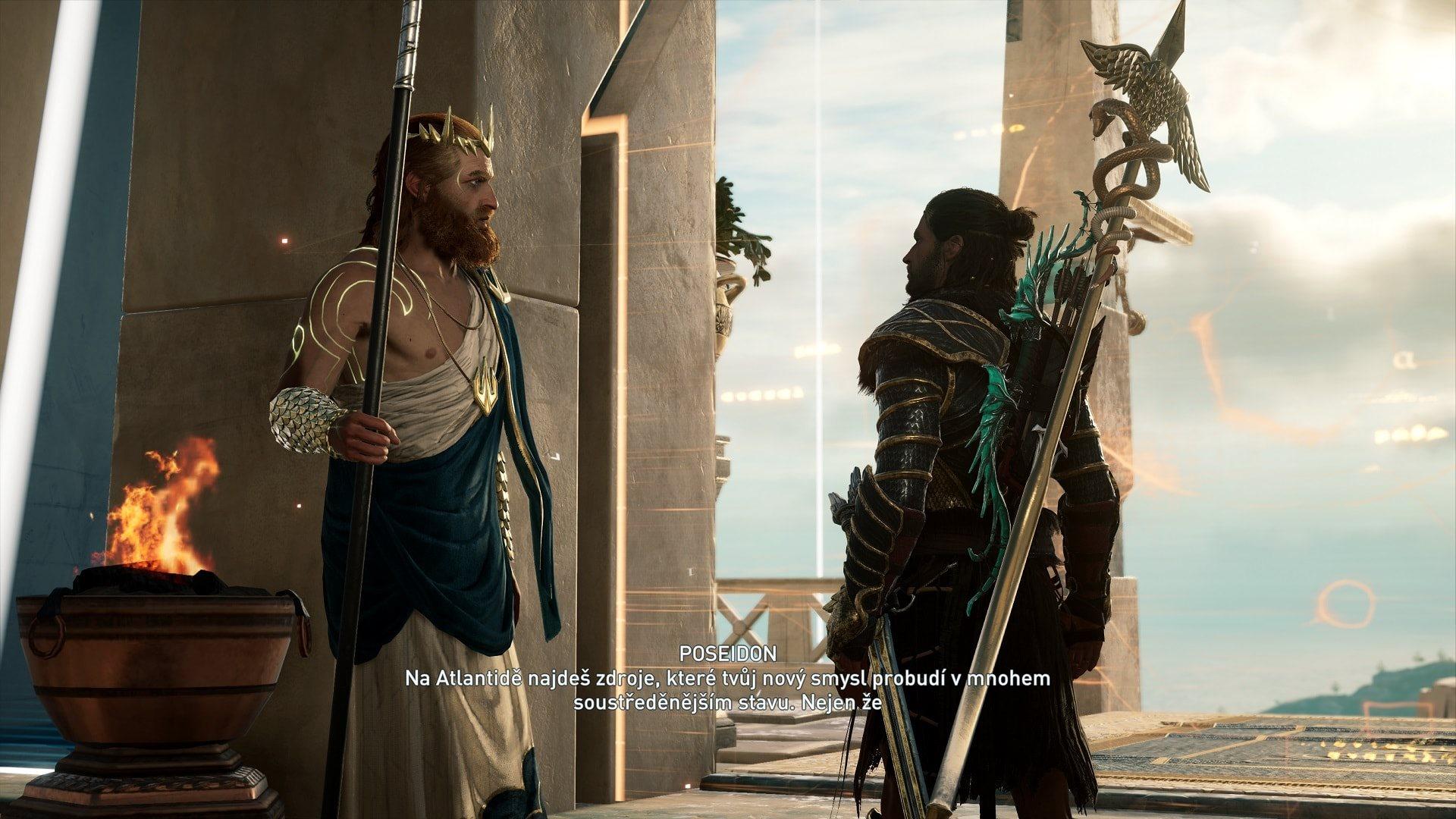 Assassin's Creed Odyssey: Fate of Atlantis (RECENZIA