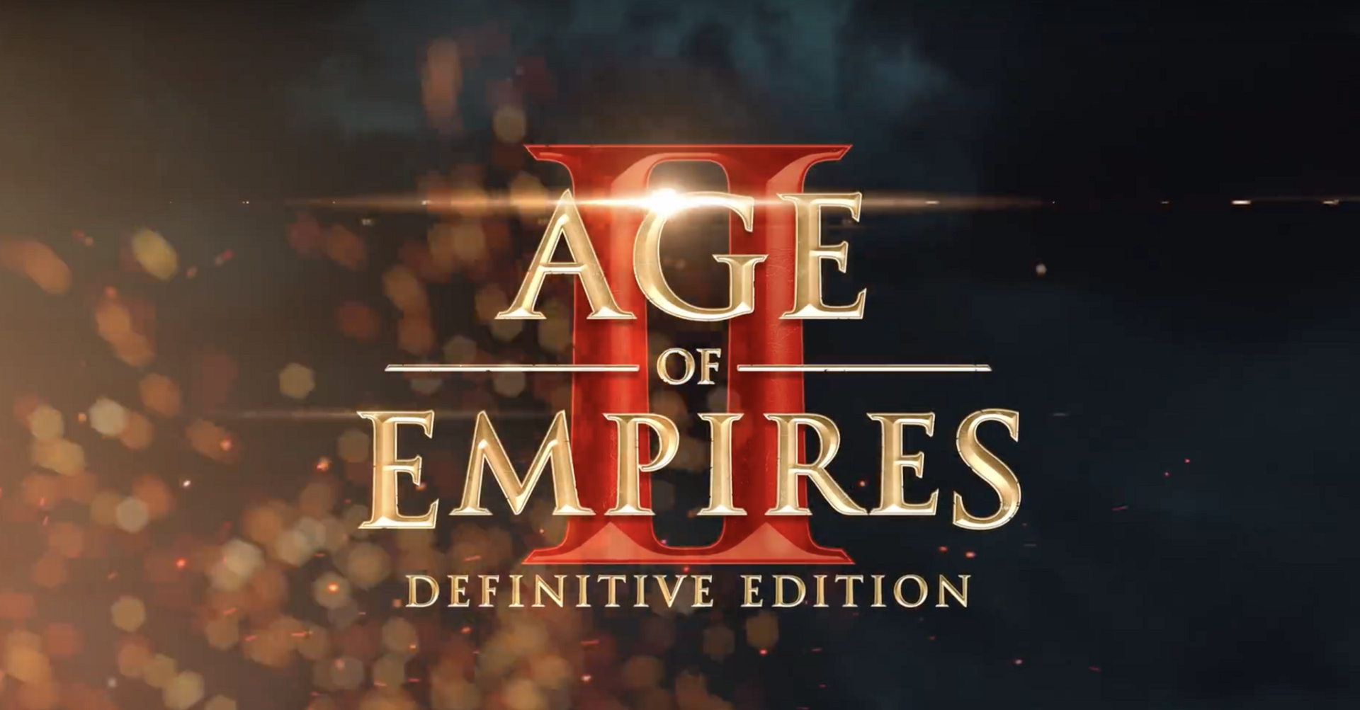 E3 2019; screenshot: Age of Empires: Definitive Edition