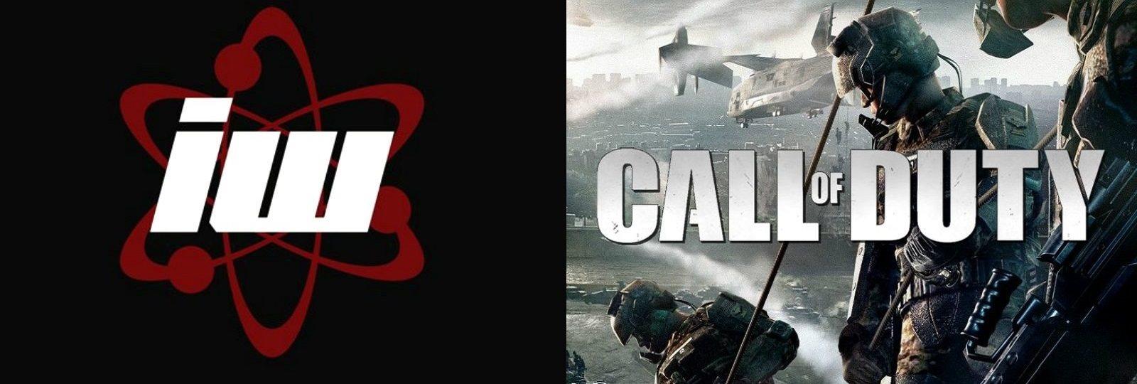 Infinity Ward, Call of Duty; logo