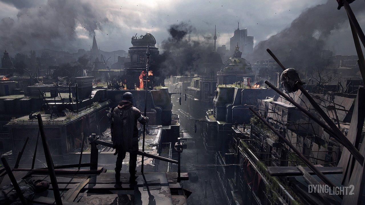 Dying Light 2; screenshot: mesto