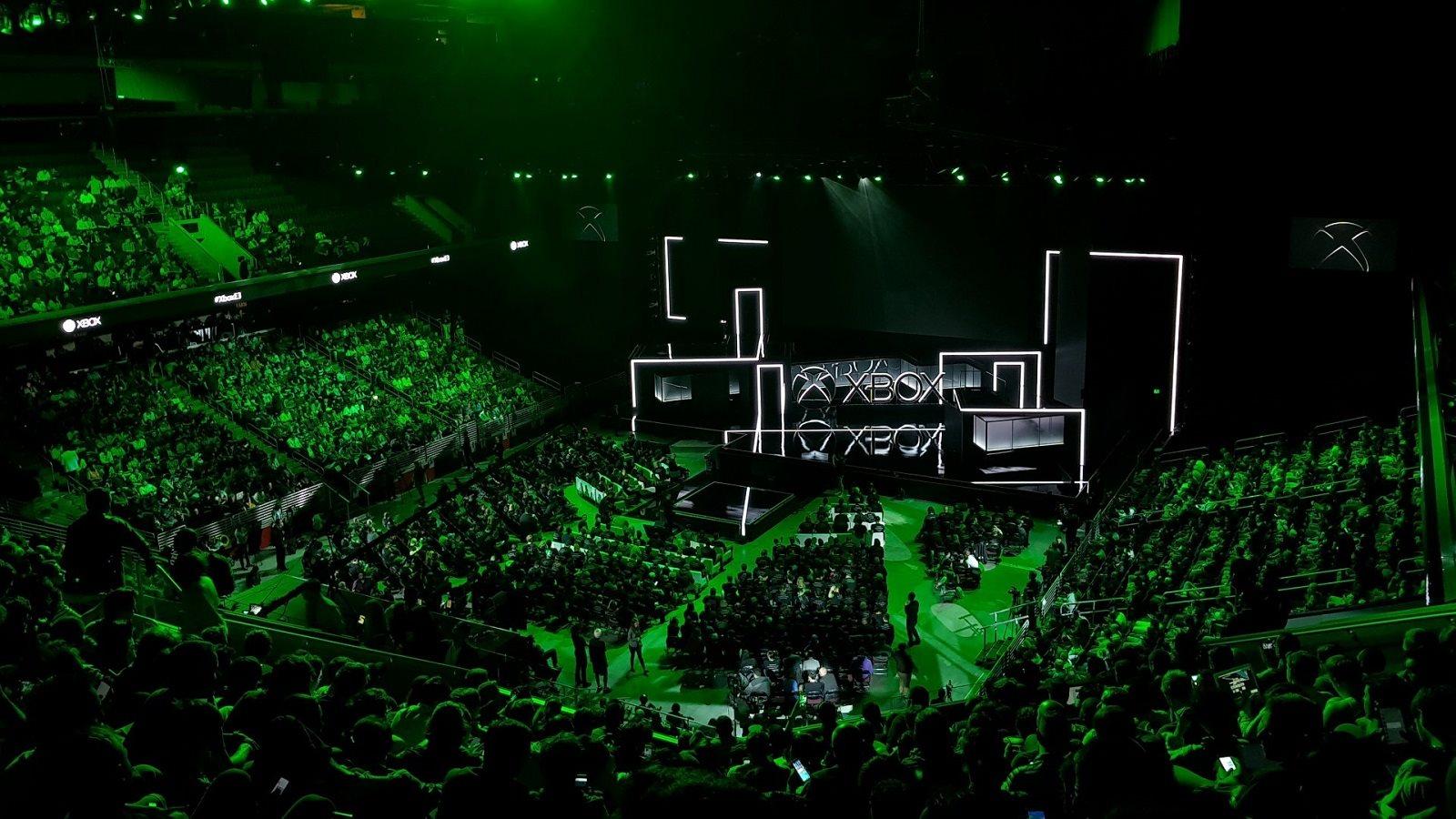 E3 2017, MS/Xbox konference