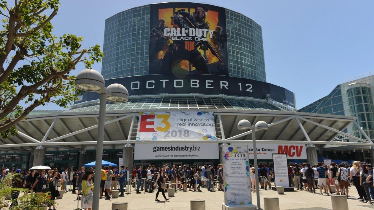 E3 2018, Convention Center Las Vegas