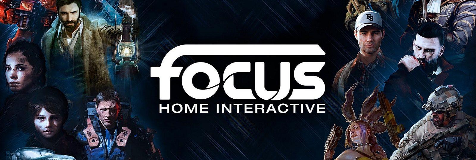 Focus Home; logo