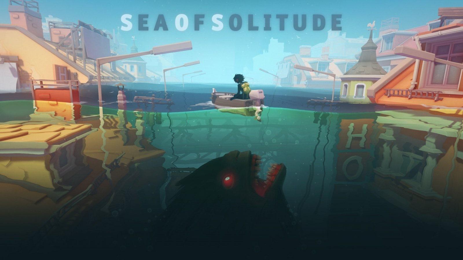 Sea of Solitude, screenshot