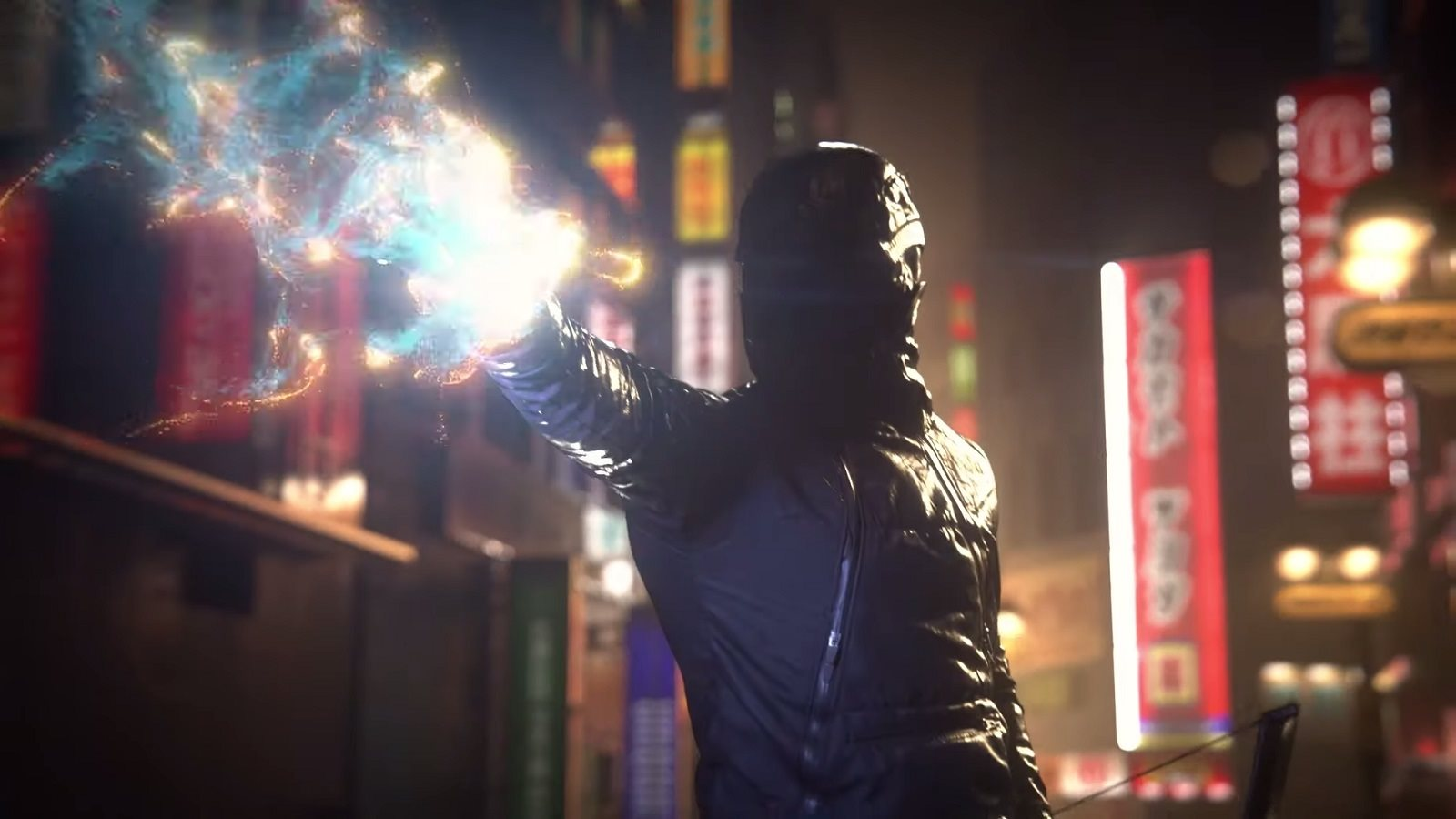 E3 2019; screenshot: ghostwire: tokyo