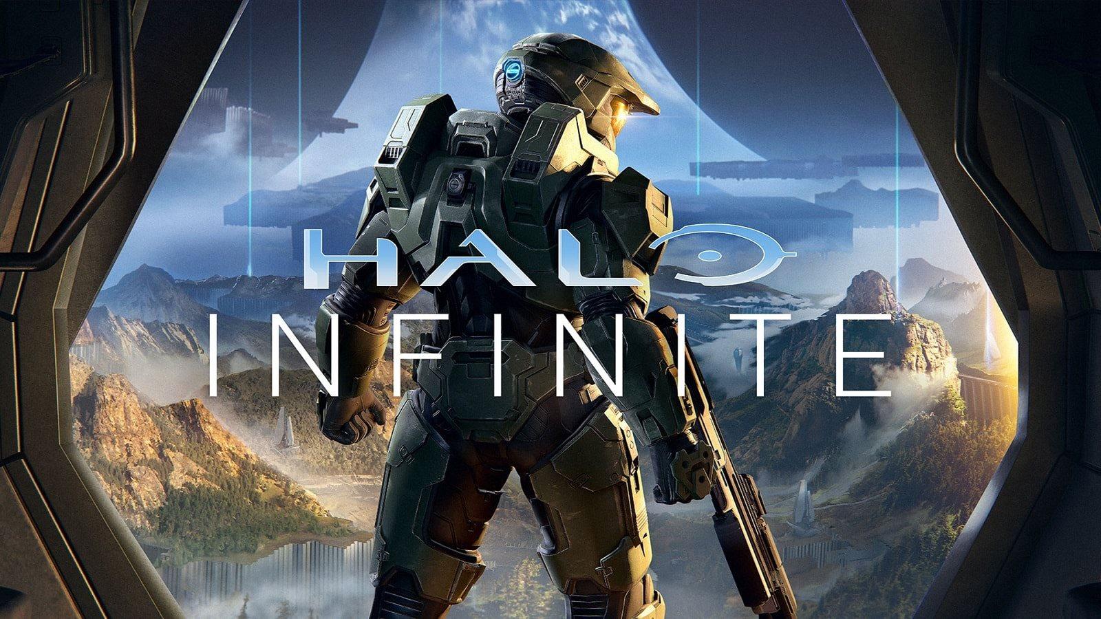 E3 2019; screenshot: halo infinite