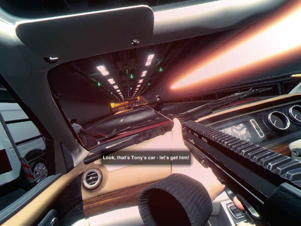 Blood & Truth; screenshot: auto