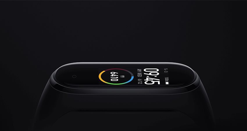 Xiaomi Mi Band 4; preview; fitness náramok
