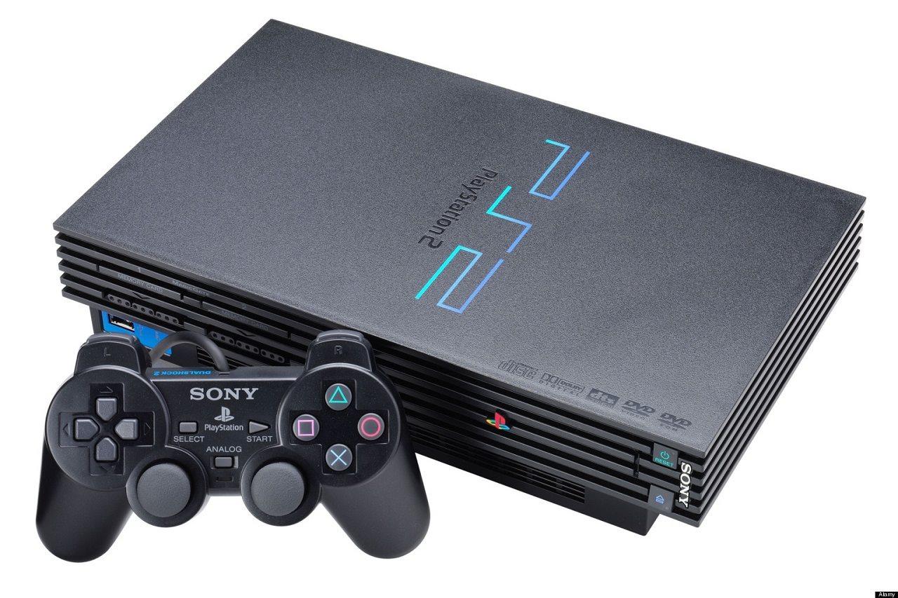 PlayStation 2; screenshot: PS2