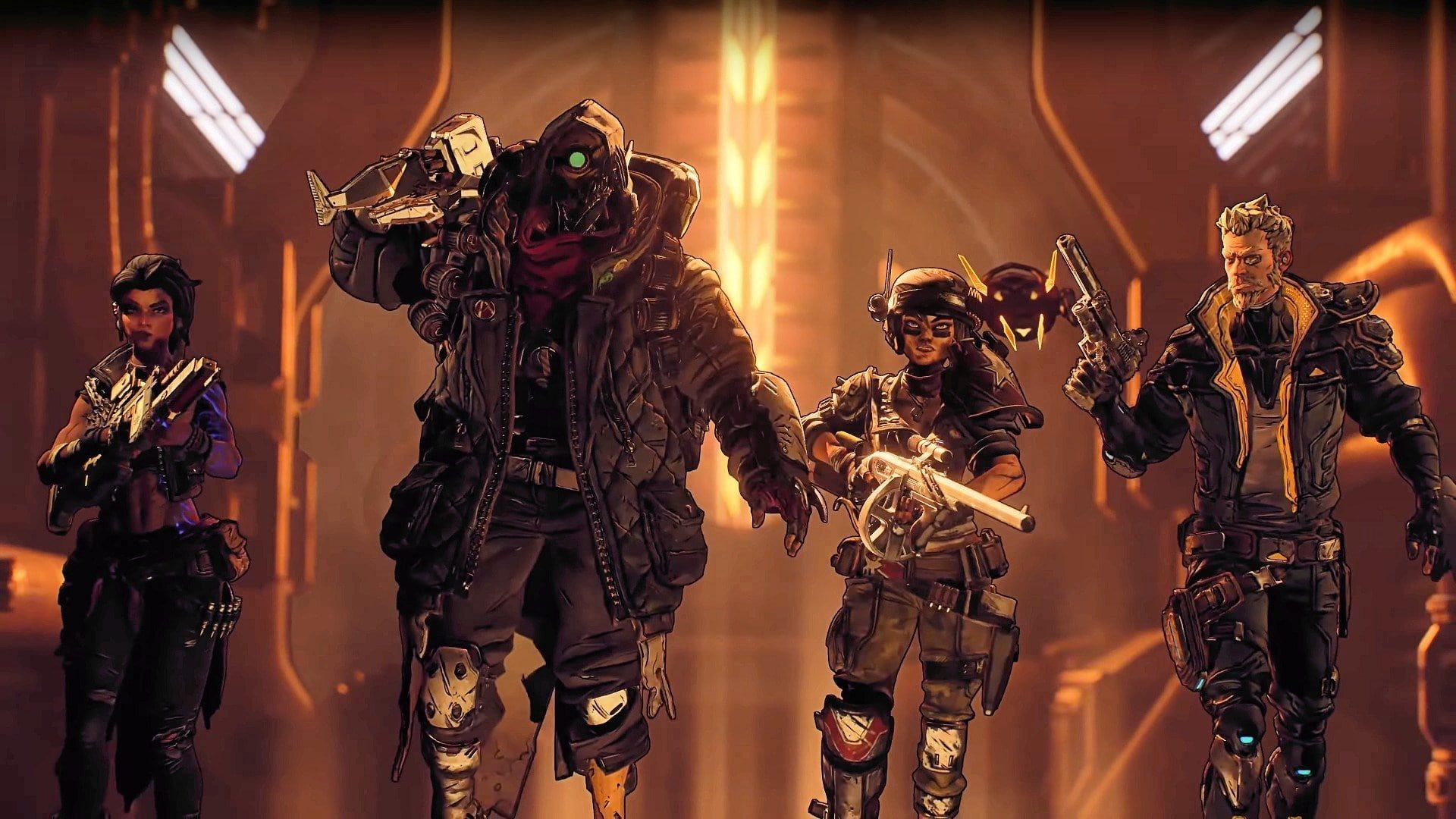 Gamescom 2019; screenshot: Borderlands 3