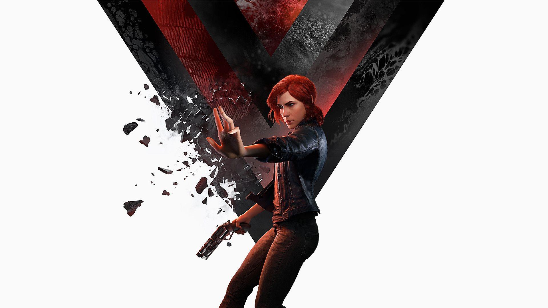 Gamescom 2019; screenshot: Control