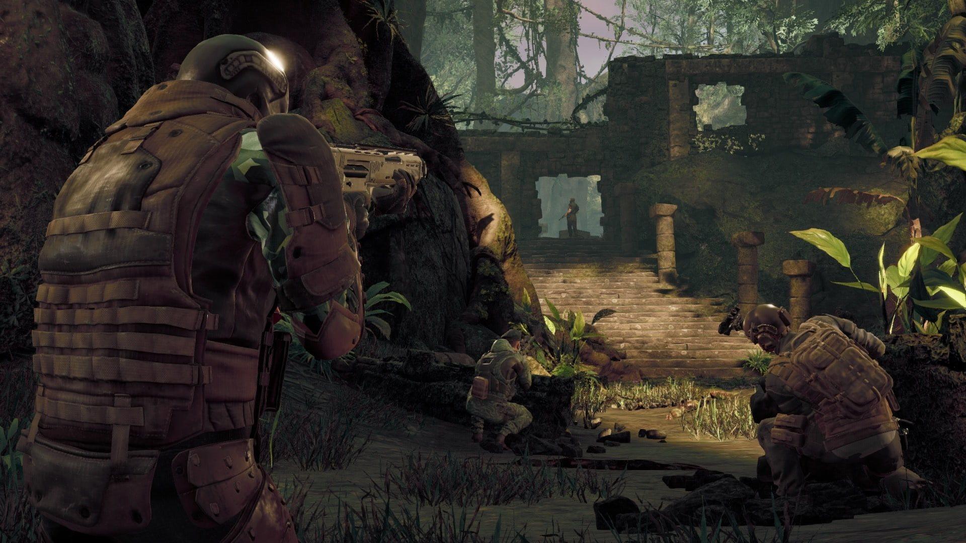 Gamescom 2019; screenshot: Predator