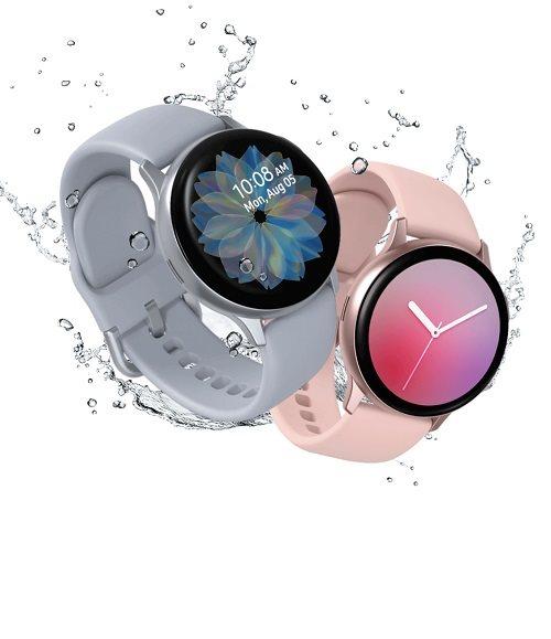 samsung; galaxy watch active 2; smart hodinky; smartwatch; wearables; nositeľná elektronika;