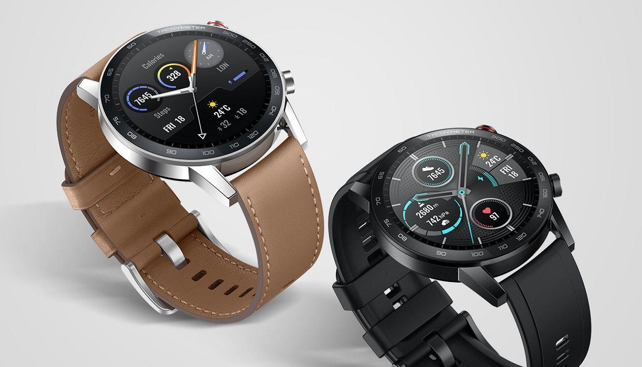 honor magic watch 2; chytré hodinky; smartwatch; nositelná elektronika; wearables