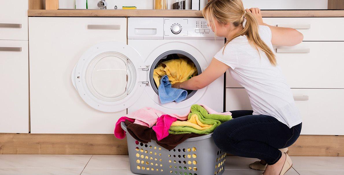 Parné práčky a sušičky zbavia vašu bielizeň alergénov, baktérií a vírusov