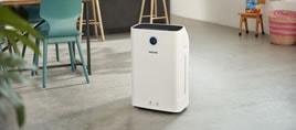 Ako vybrať čističku vzduchu