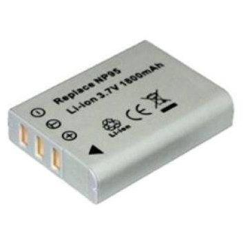 AVACOM za Fujifilm NP-95 Li-ion 3,7 V, 1 700 mAh, 6,3 Wh, verzia 2010 (DIFU-NP95-351)