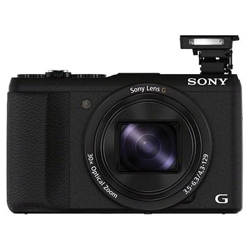 Sony CyberShot DSC-HX60 čierny (DSCHX60B.CE3)